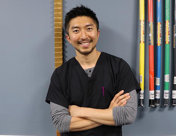 Nathan Kim, PT